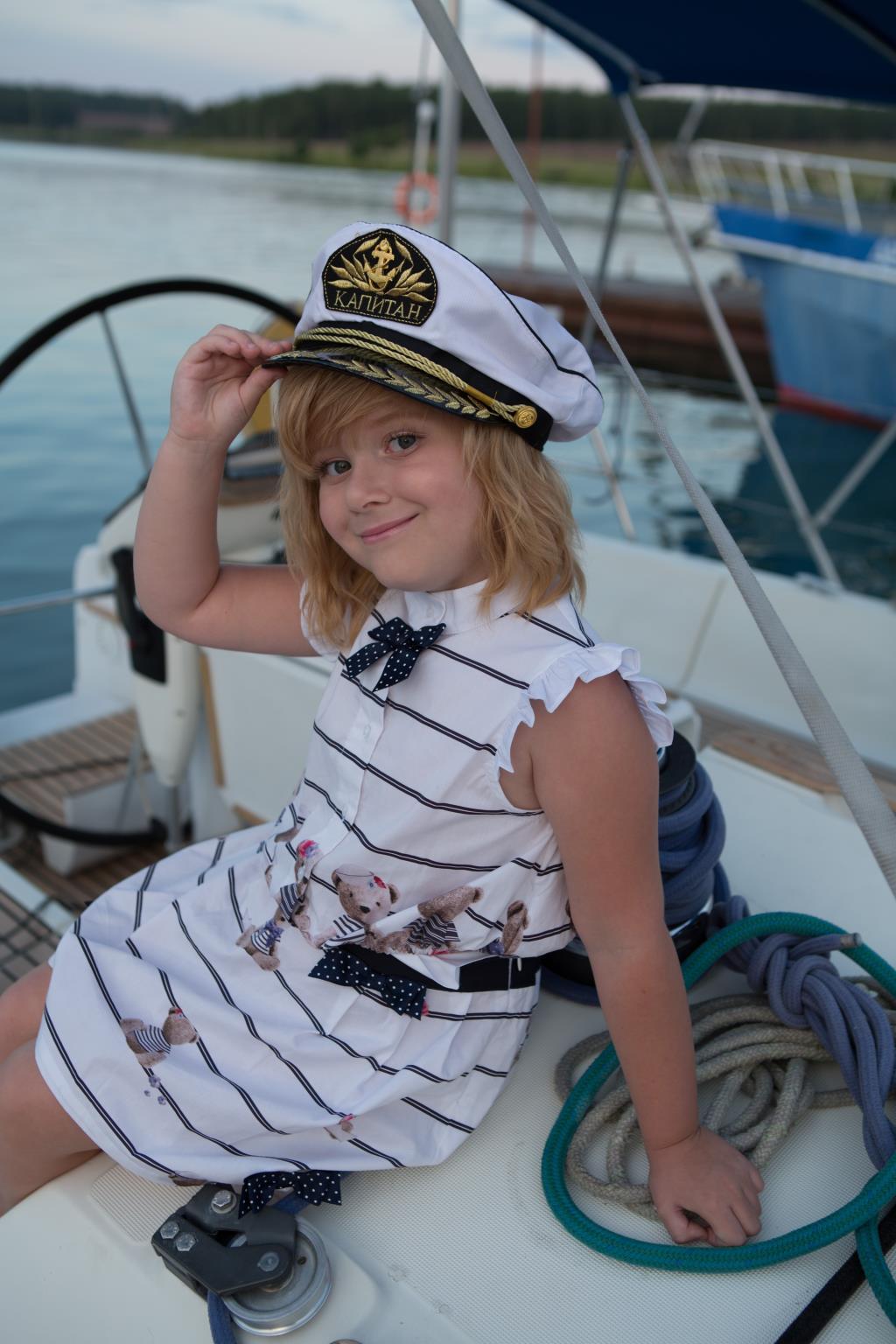 Моя улыбка - это флаг корабля!. Лапочка
