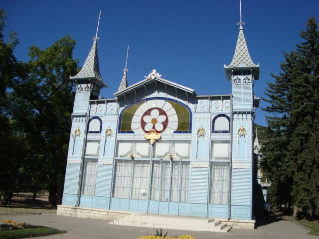 Пятигорск. Блиц: разноцветный город