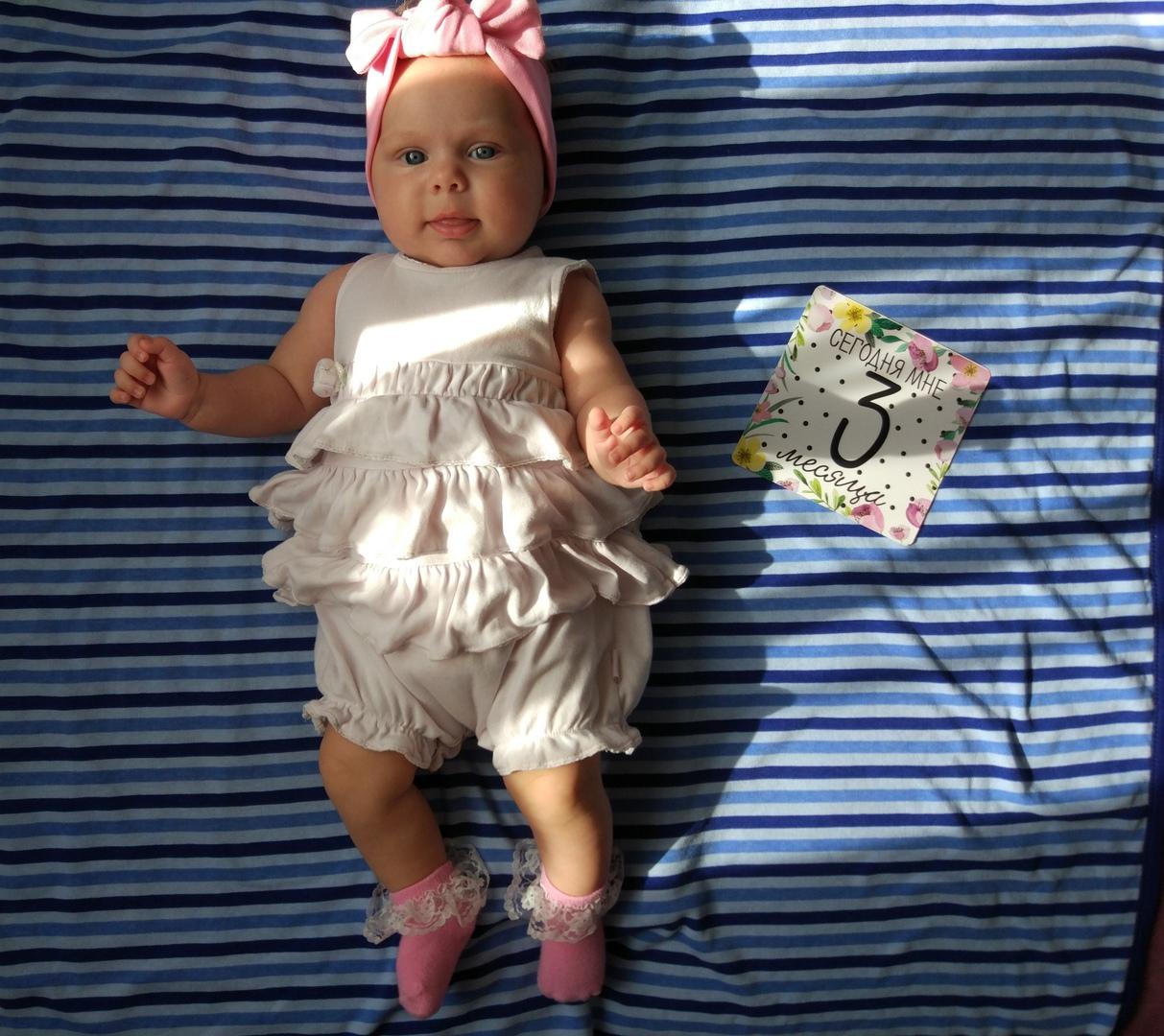 Моя седьмаяя внучеНька Вероника!!. Лапочка