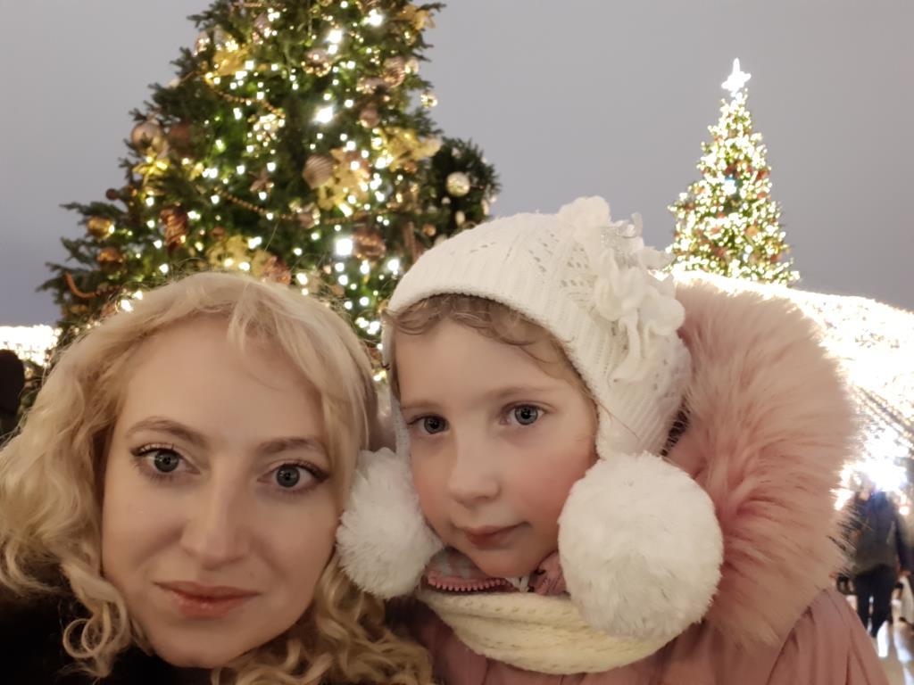 Новый год на Красной площади. Новогодний праздник