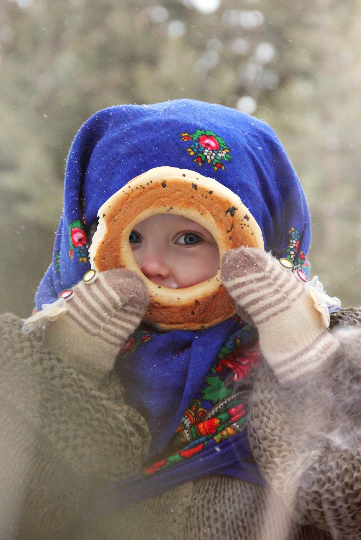 Бублик!. Веселая зима