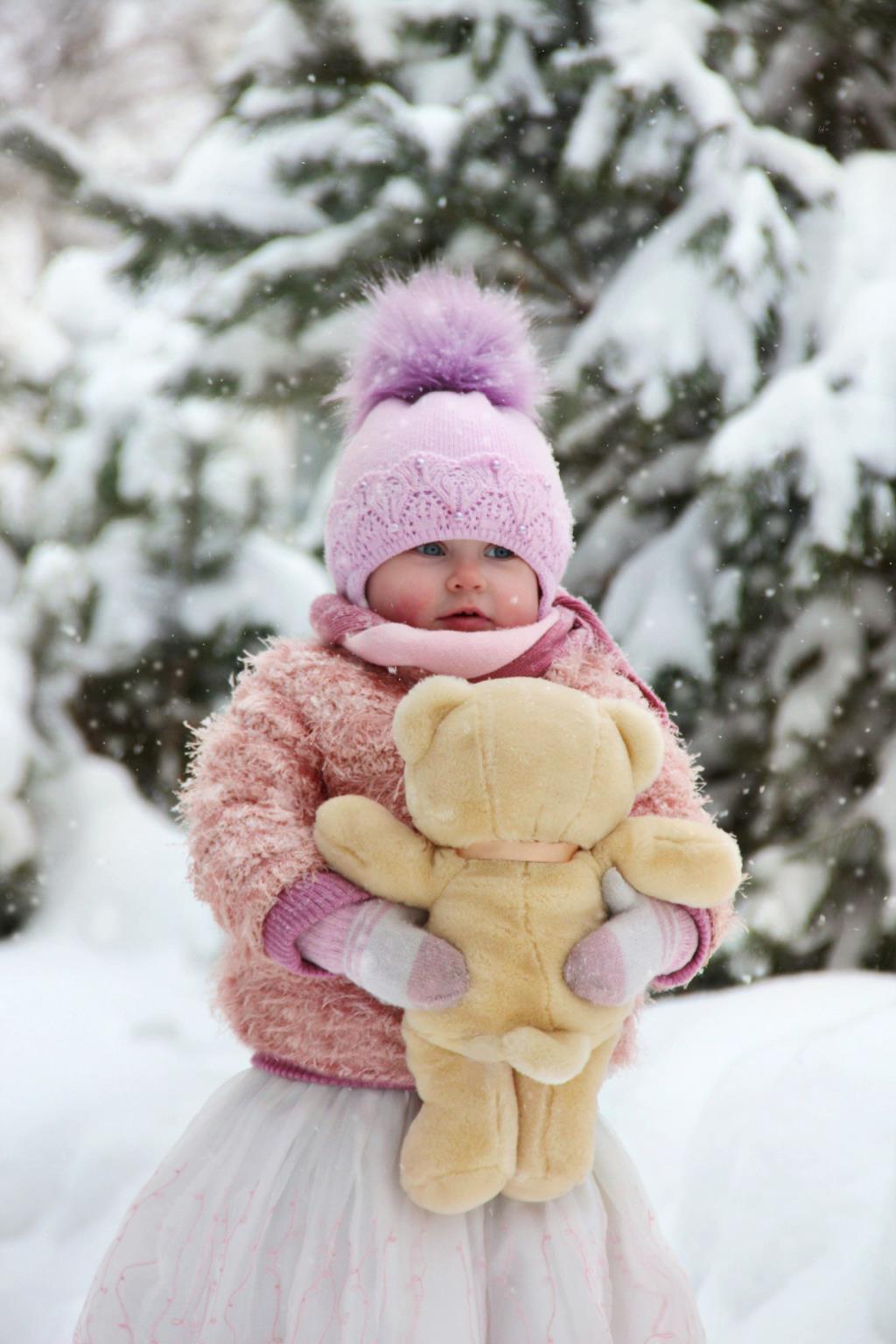 Снежная принцесса. Веселая зима