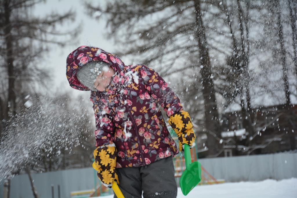 Зимние забавы.. Веселая зима