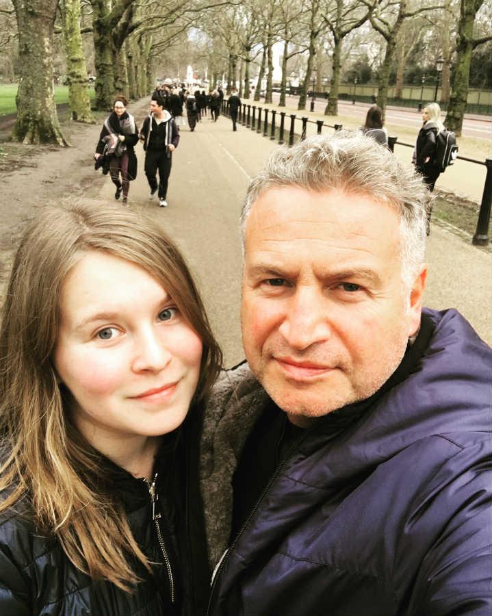 Дочь Леонида Агутина Полина Воробьёва