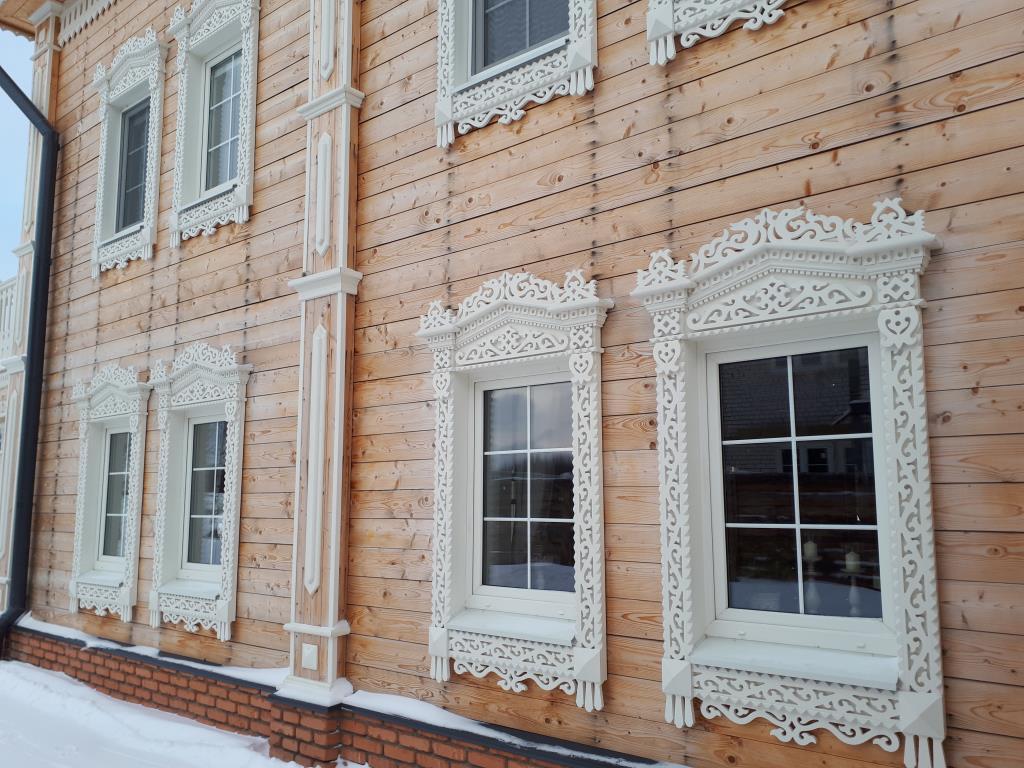 Гостиница Ямская в Завидово. Блиц: окна