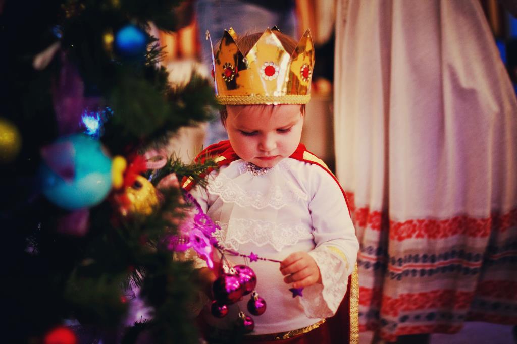 Волшебный день.. Новогодний праздник