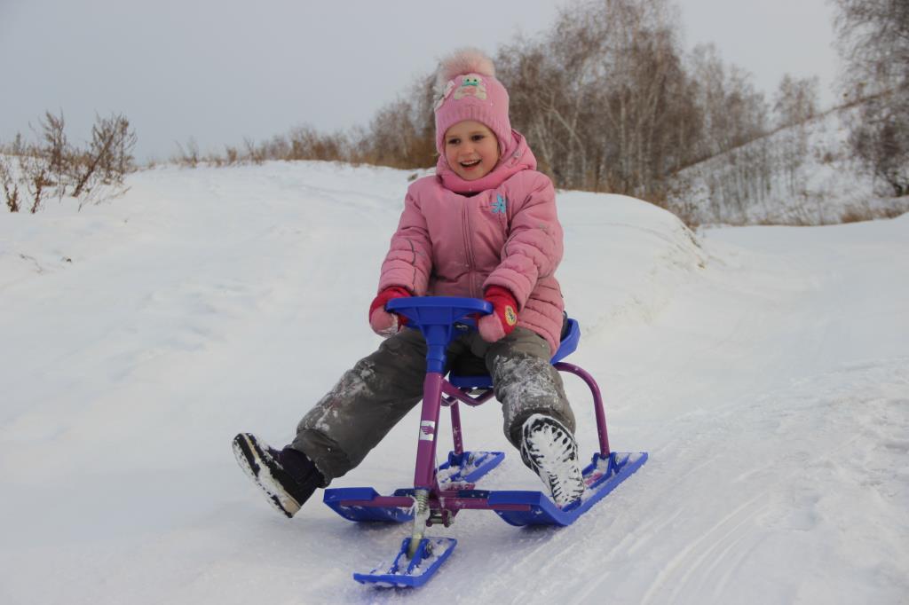 Зимние горки это счастье!!!. Веселая зима