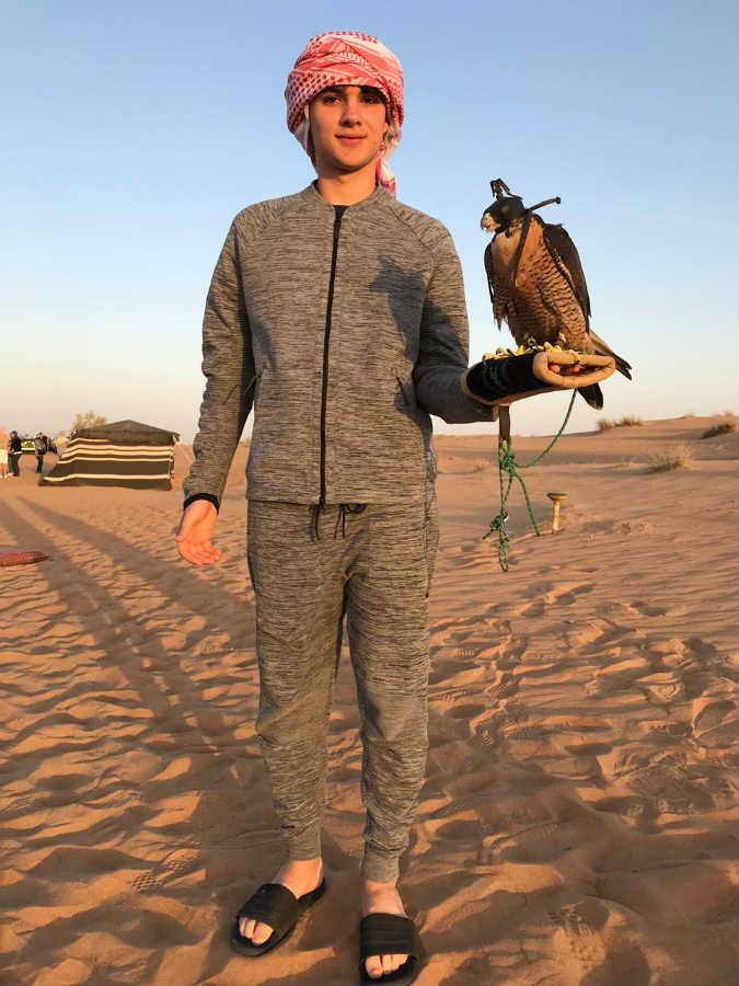 Сафари по пустыне Дубай