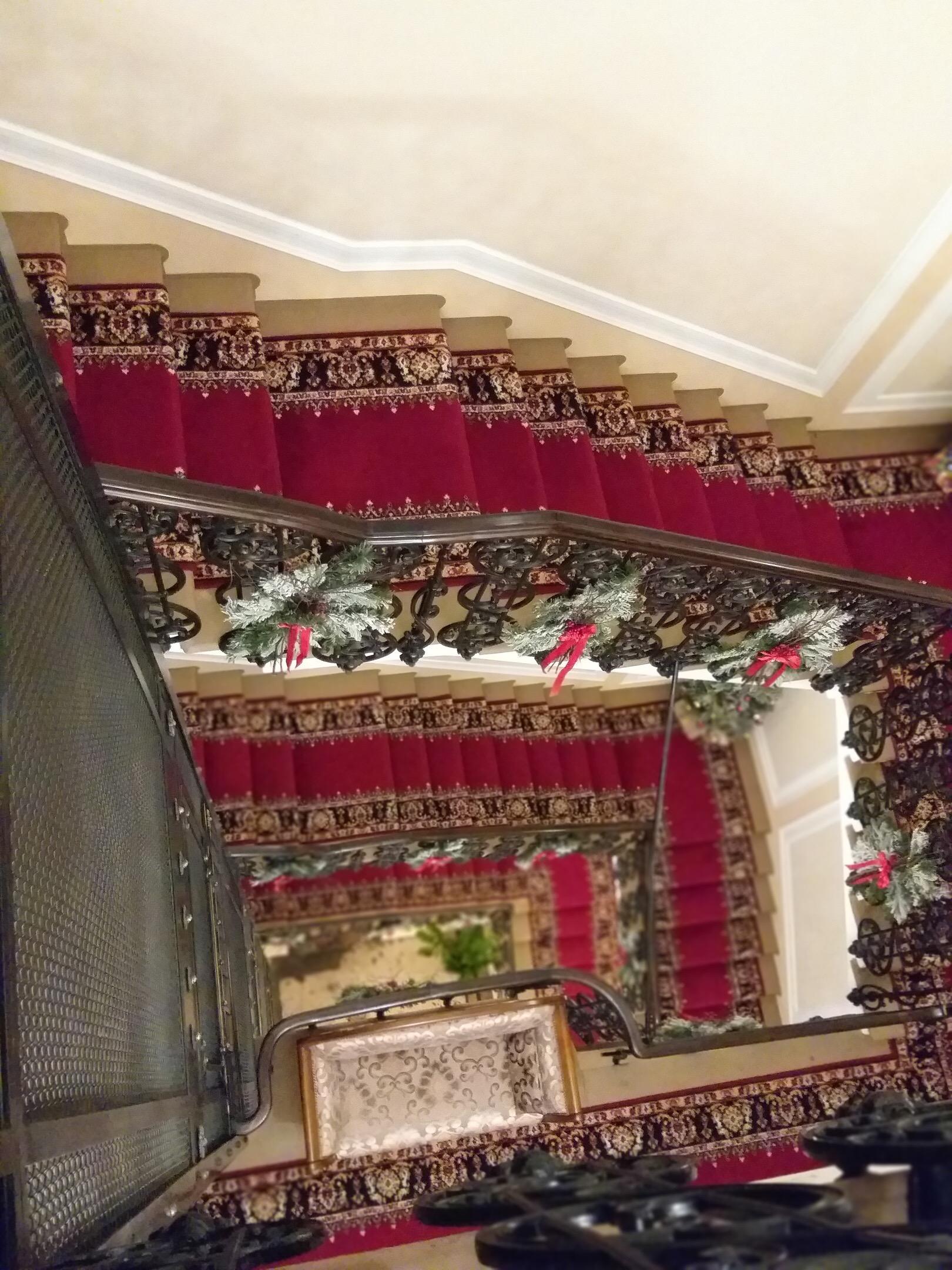 Чудесная лестница!. Блиц: лестницы