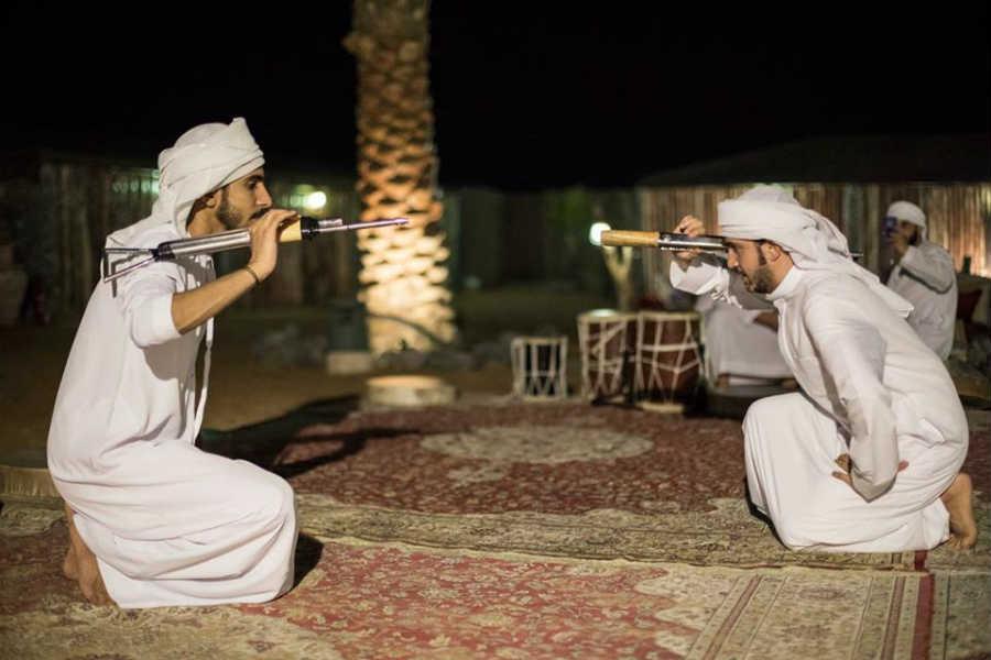 Танец бедуинов