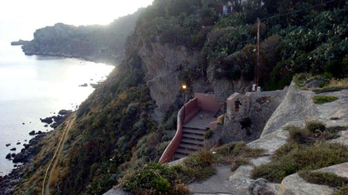 Лестница к морю. Блиц: лестницы