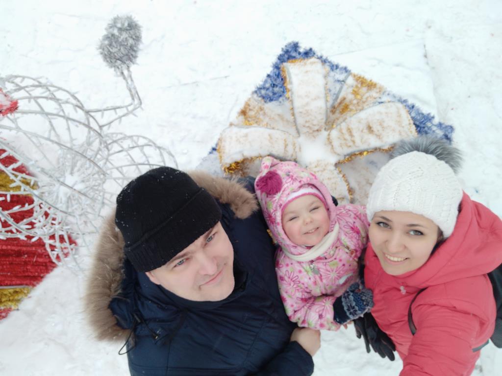 Нам морозы не страшны!. Веселая зима