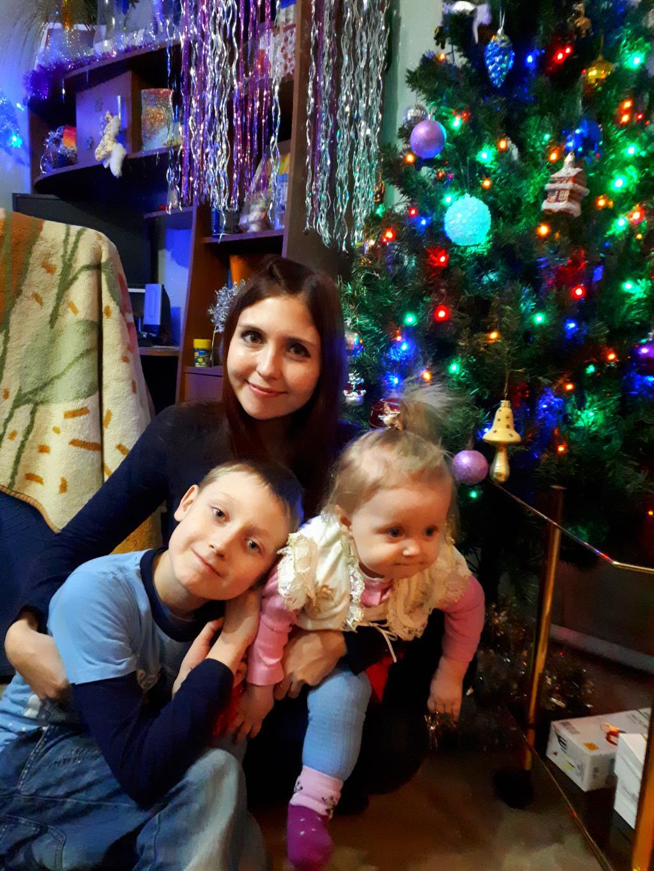 Новый год с любимыми деточками ! :). Новогодний праздник
