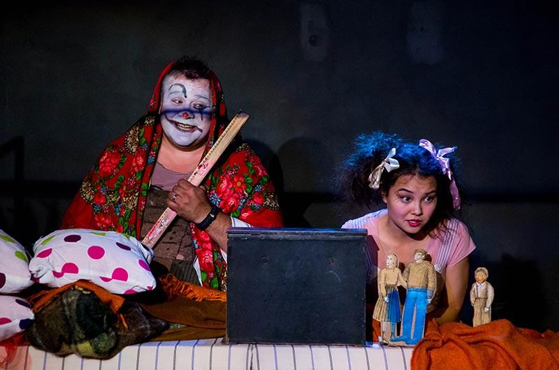 Детские спектакли-страшилки от театра Снарк