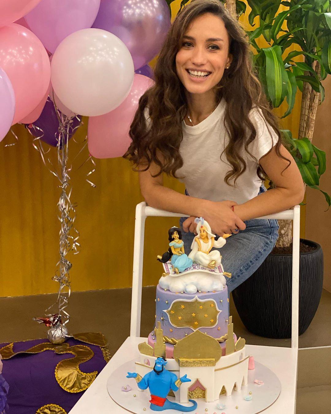 Виктория Дайнеко дочь день рождения