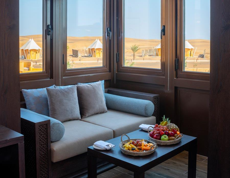 Роскошный курорт-оазис в пустыне открылся в Шардже
