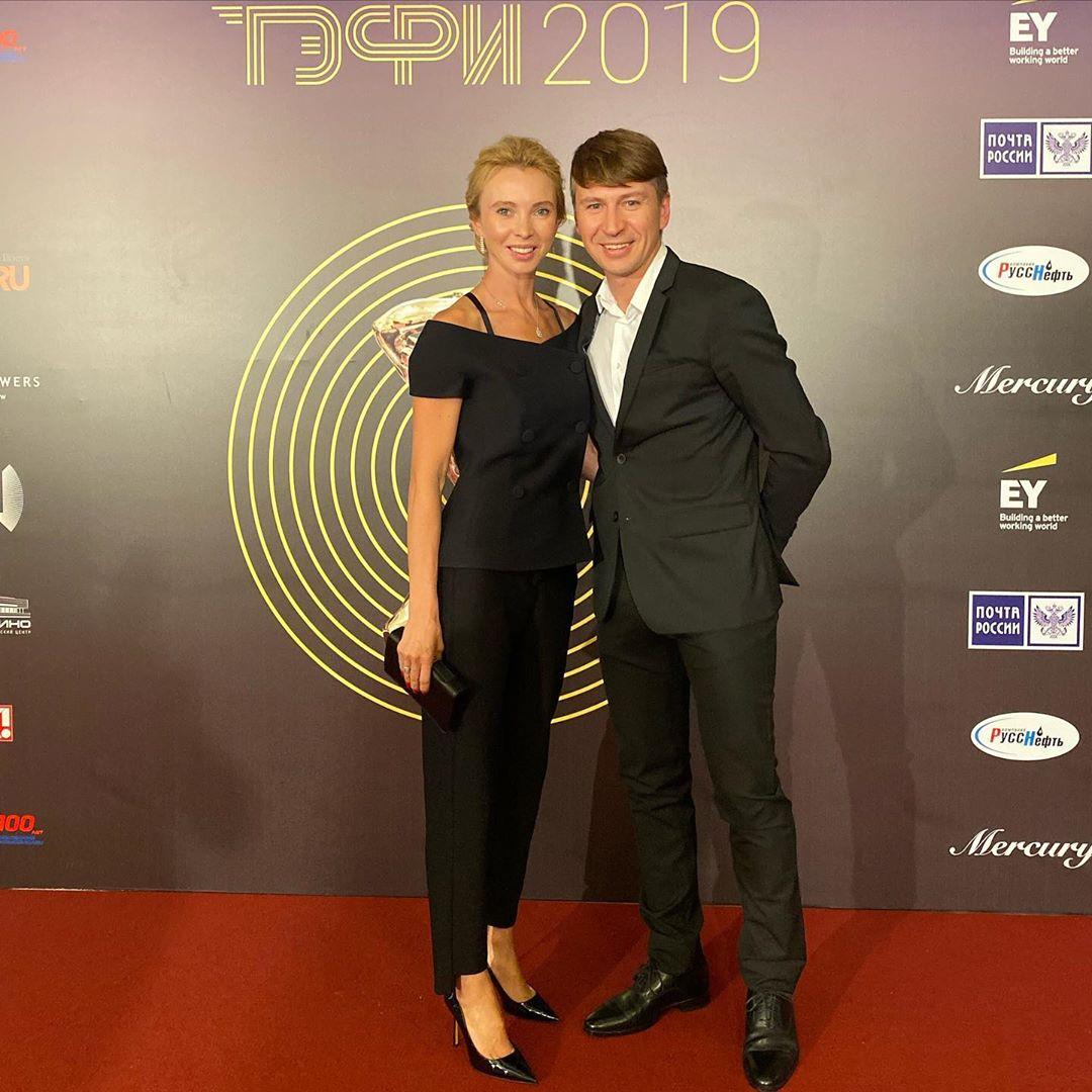 Алексей Ягудин жена Татьяна Тотьмянина