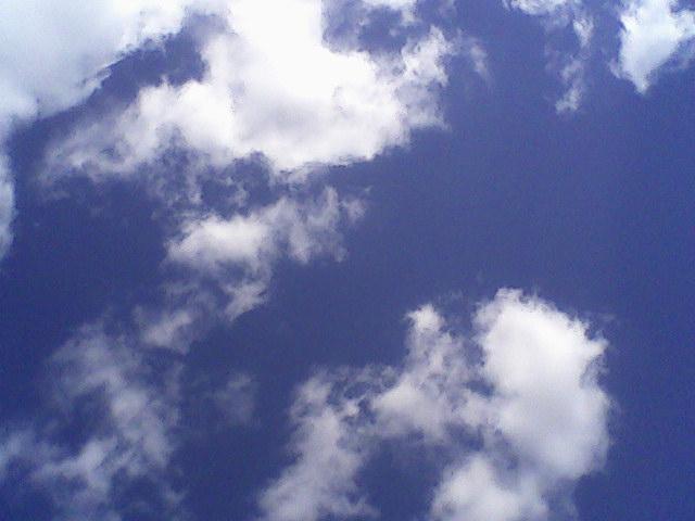 Небо весной.. Блиц: тучи