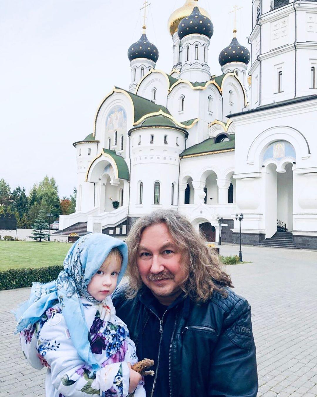 Игорь Николаев дочь Вероника