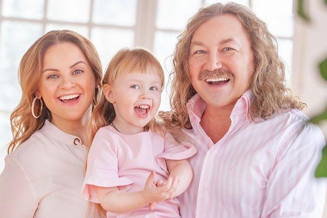 Игорь Николаев жена дочь
