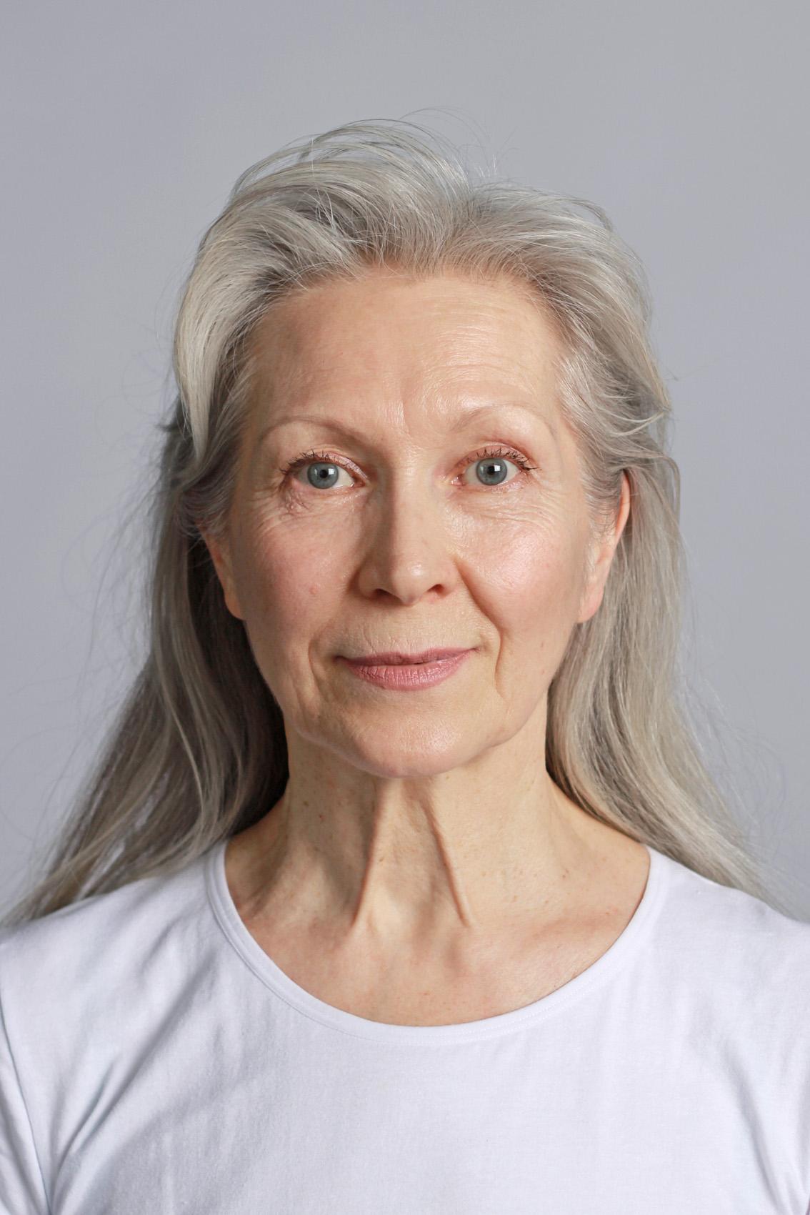 Пожилые женщины модели