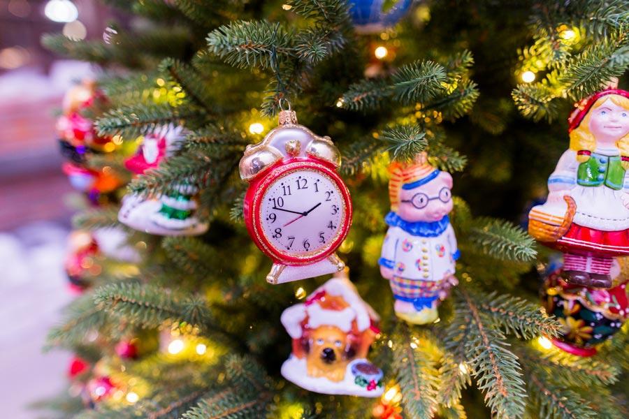 Франко-бельгийская Рождественская ярмарка