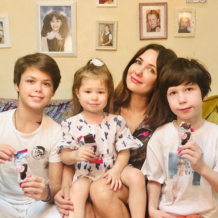 Екатерина Климова дети