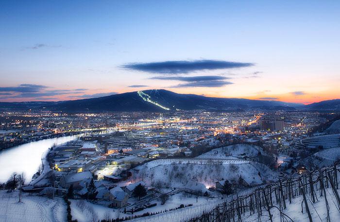 Зимние каникулы в Словении
