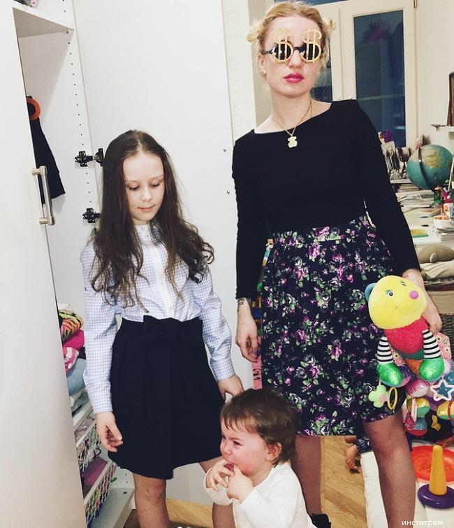 Валерия Гай Германика дети