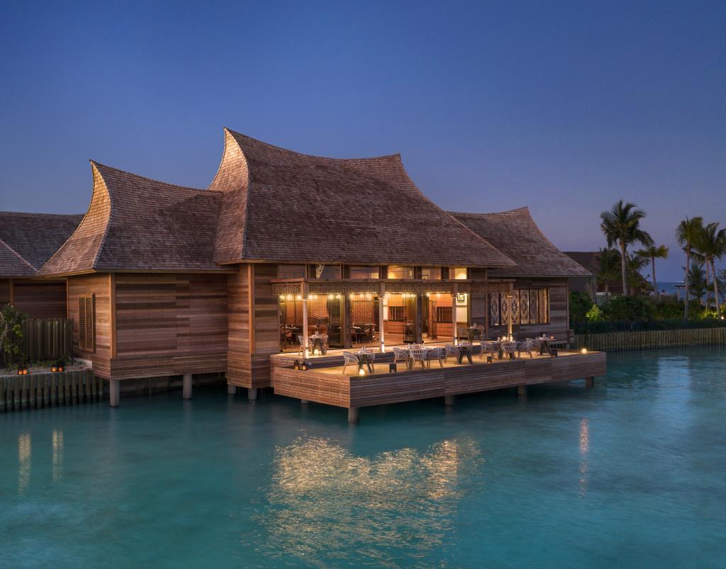 Мальдивы ресторан