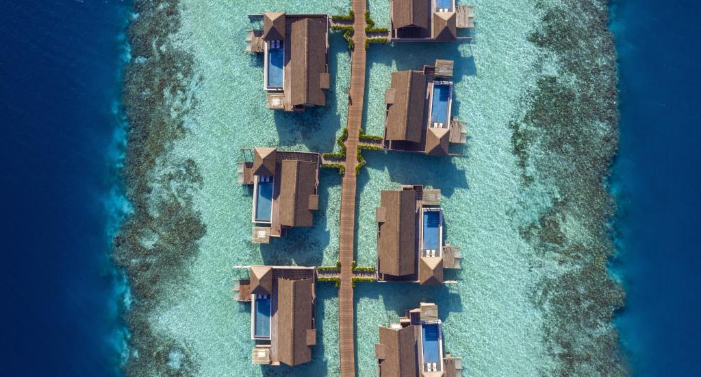 Мальдивы виллы