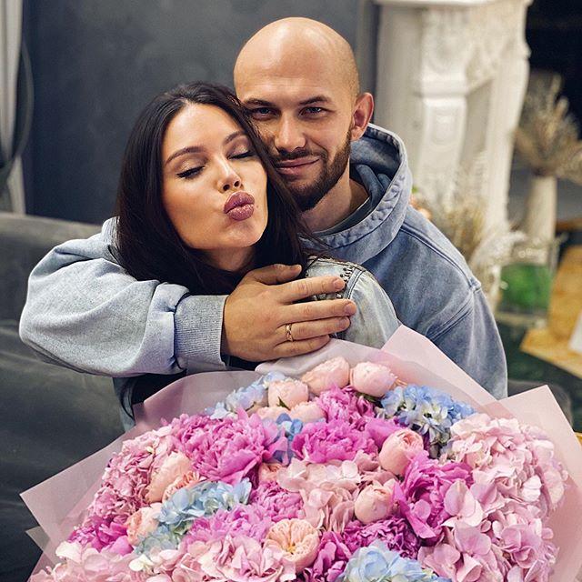 Джиган Оксана Самойлова свадьба