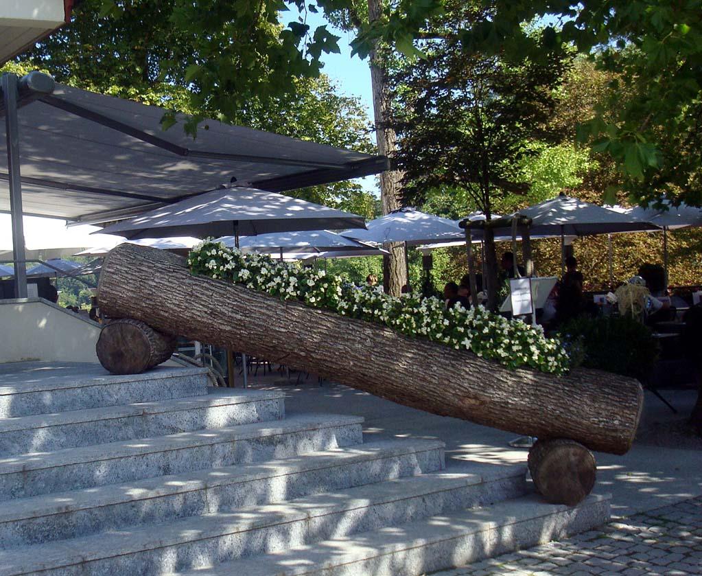 Кашпо. Блиц: из дерева