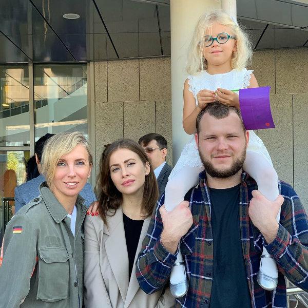 Светлана Бондарчук сын невестка внучки