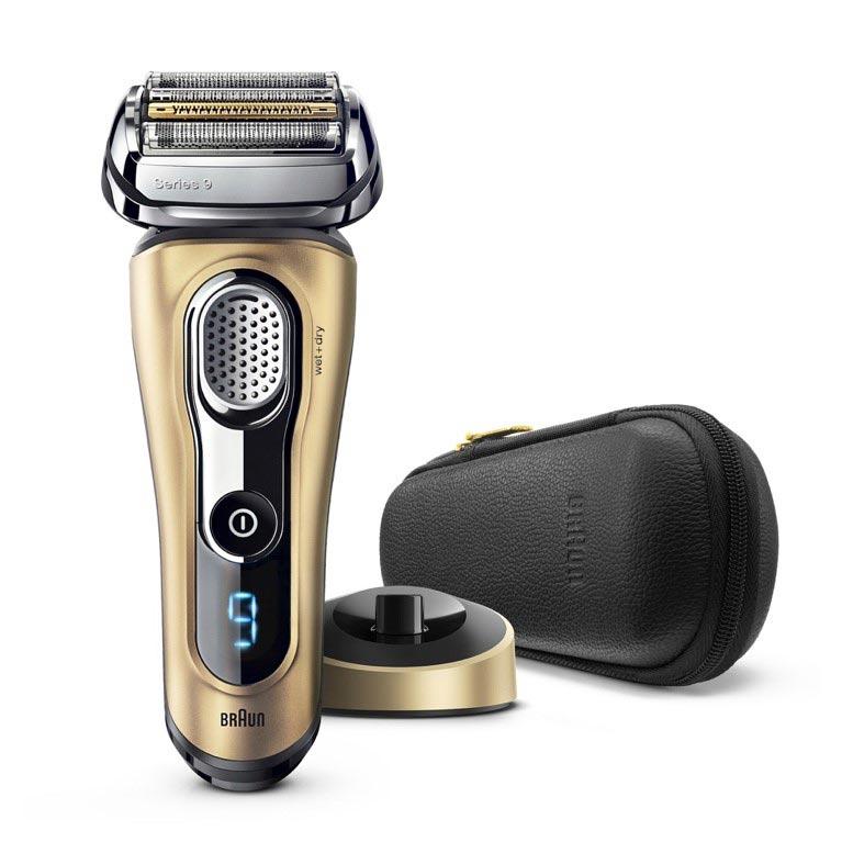 Braun Series 9 Gold Edition