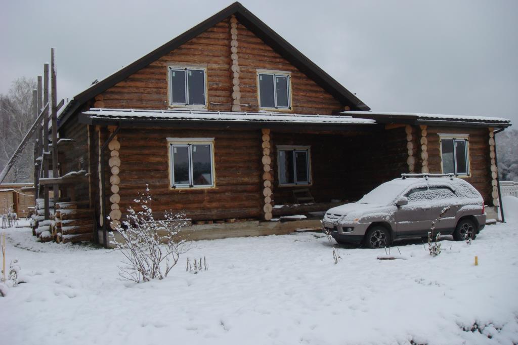 Наш деревянный дворец. Блиц: из дерева