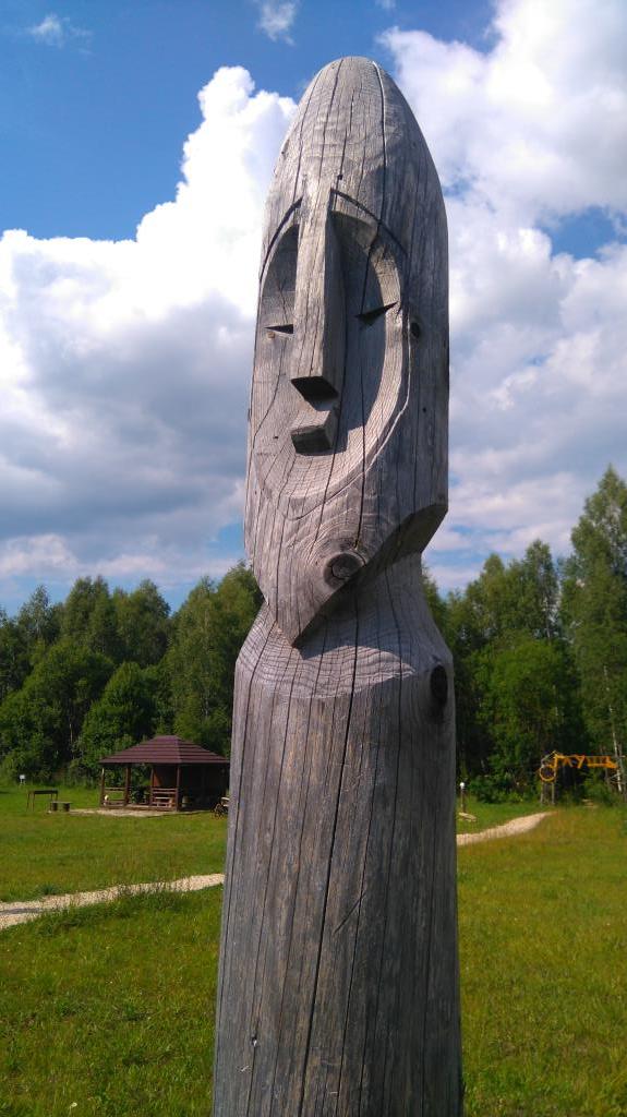 Предки. Блиц: из дерева