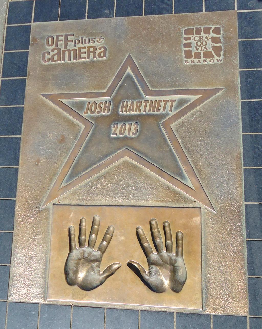 'След' моего любимого актера Джоша Хартнета. Блиц: чей след?