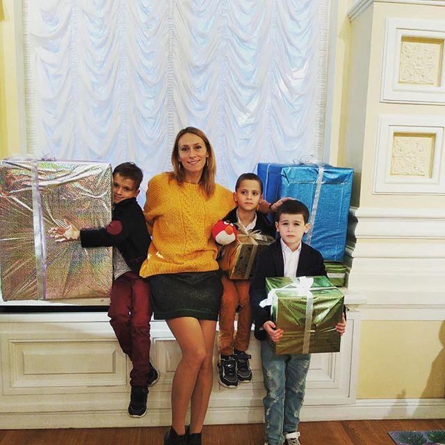 Мария Болтнева дети близнецы