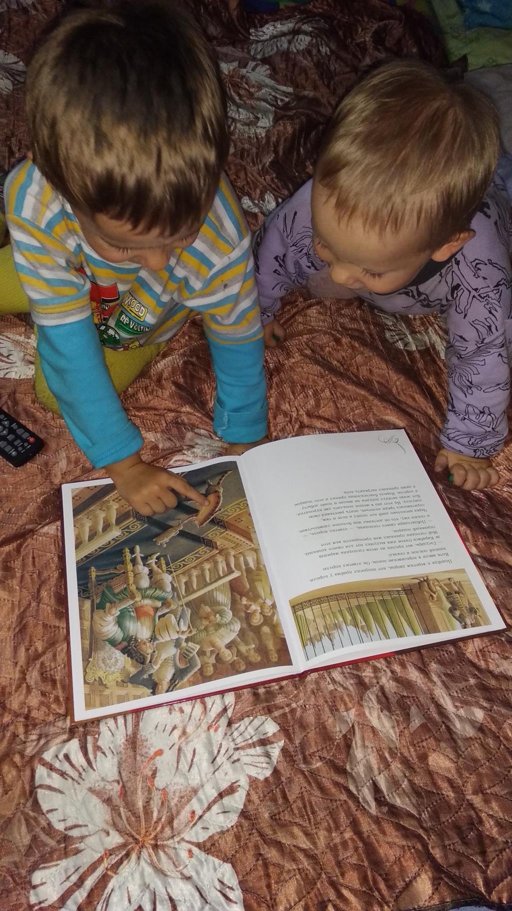 Старший брат-лучший путеводитель в мир книг. Читай-агенты повсюду
