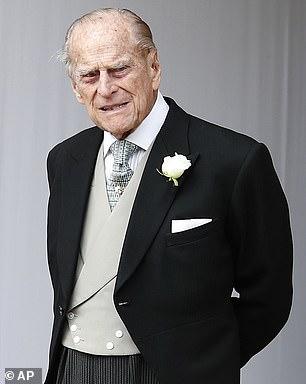 Принц Филипп 2019