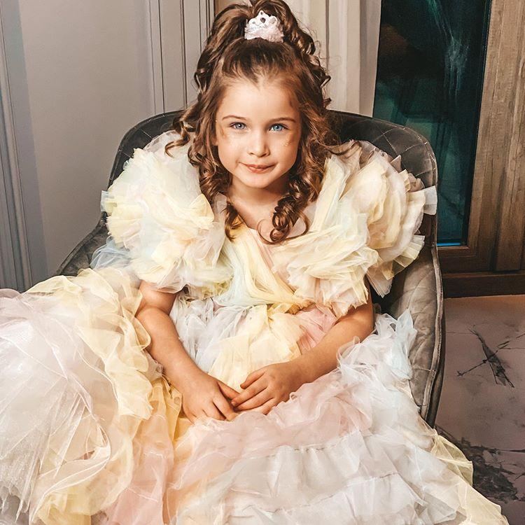 Ксения Бородина дети младшая дочь