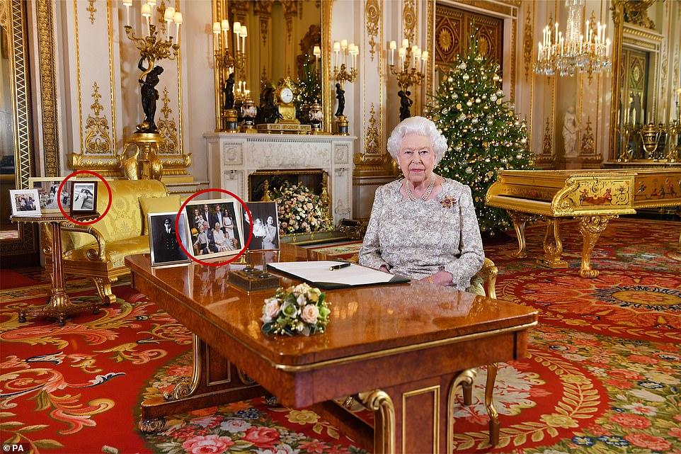 Королева Елизавета 2 рождественское обращение 2018