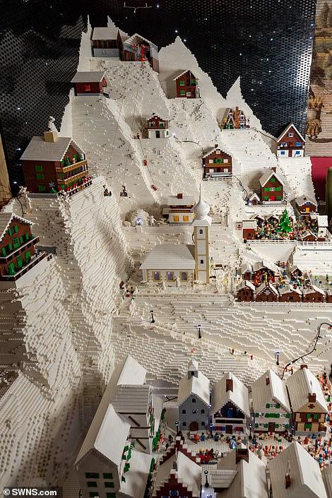 Большое Лего