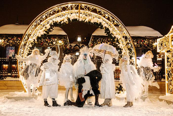 Новогодние каникулы в Музее Москвы