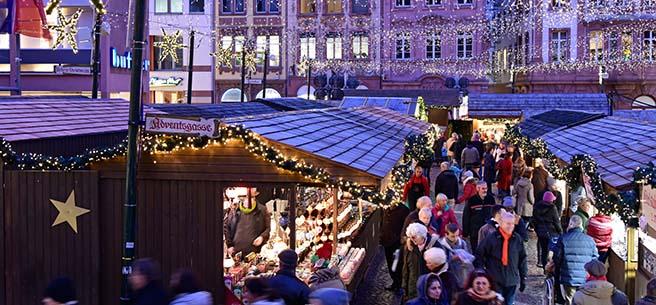 Рождественские базары Германии