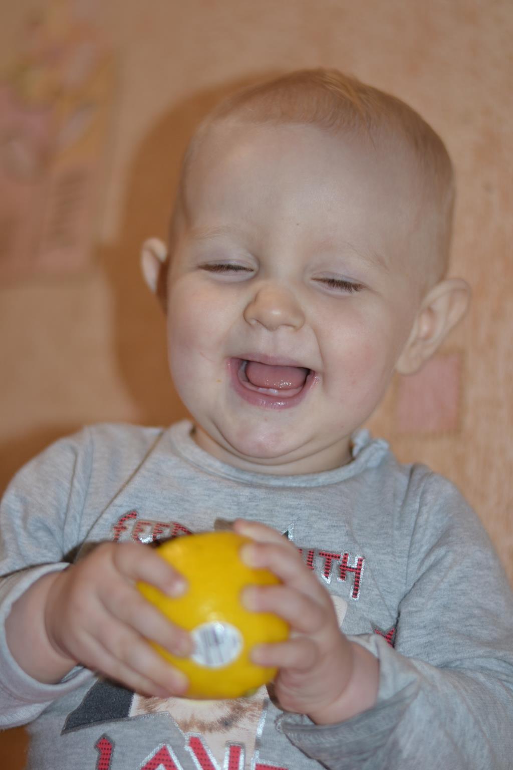 Лимончик!. Счастье есть!