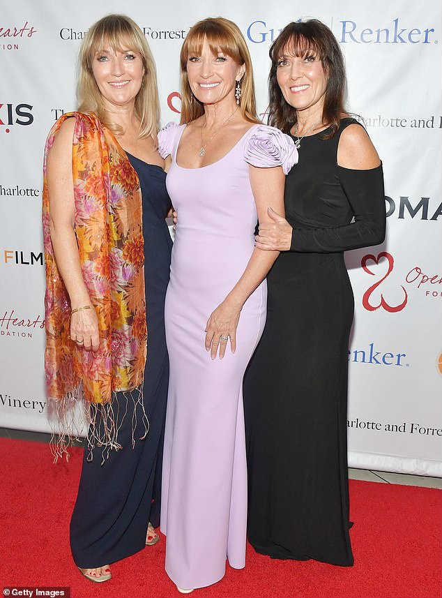 Джейн Сеймур с сестрами