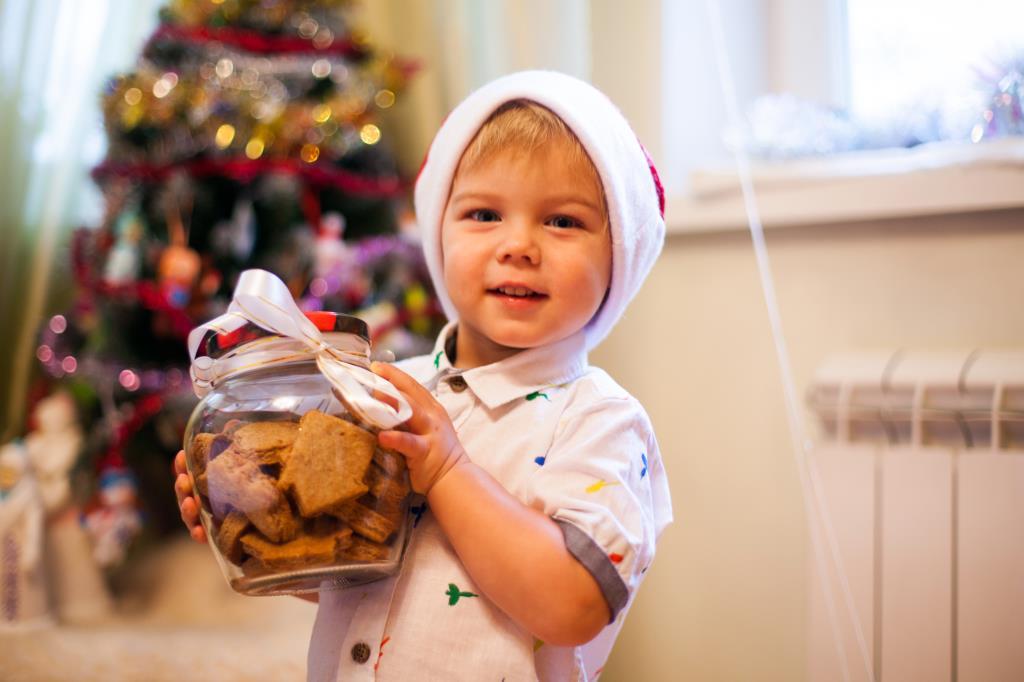 Мой маленький рождественский гном. Наши дошколята