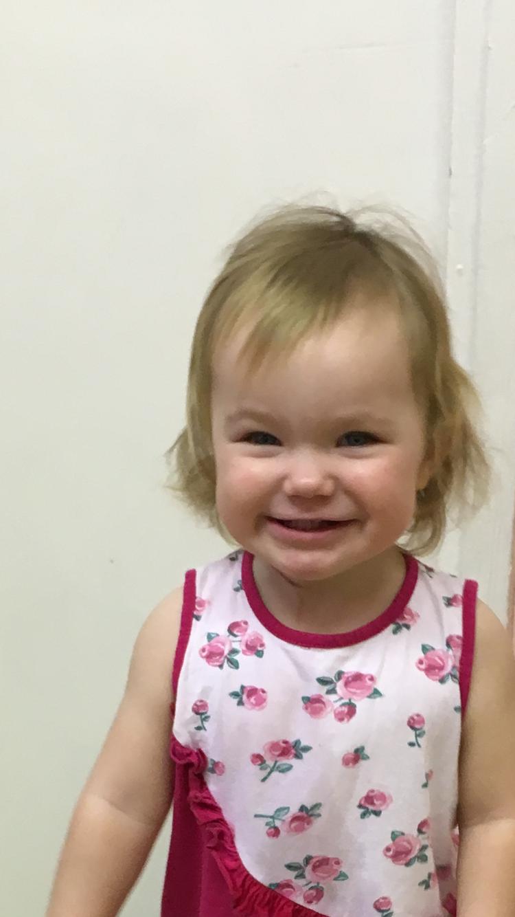 Моя принцесса, Анна, 1год и 6 месяцев, Москва. Наши дошколята